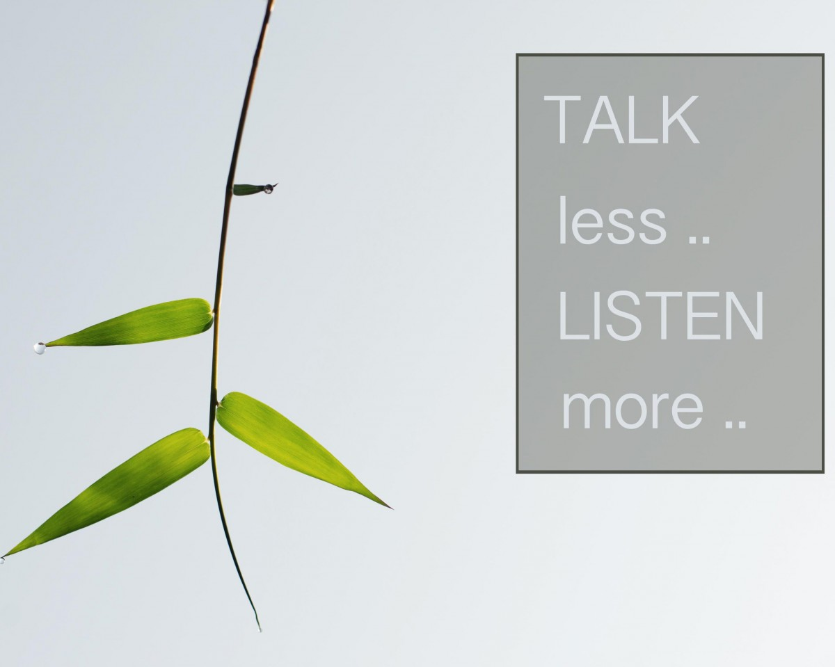Are You Really Listening?