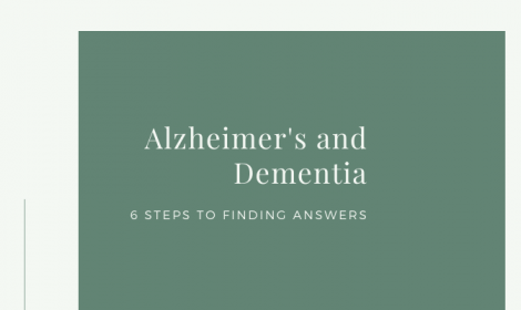 What to do if you think your loved one has Alzheimer's