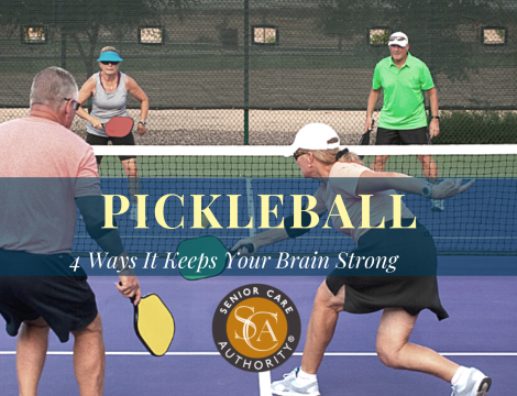 4 Reasons Pickleball Keeps Your Brain Strong
