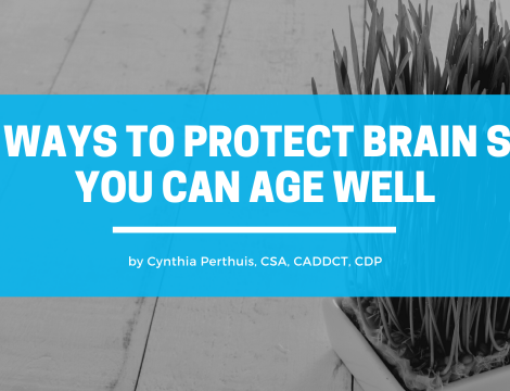 4 Ways To Protect Your Brain So You Can Age Well
