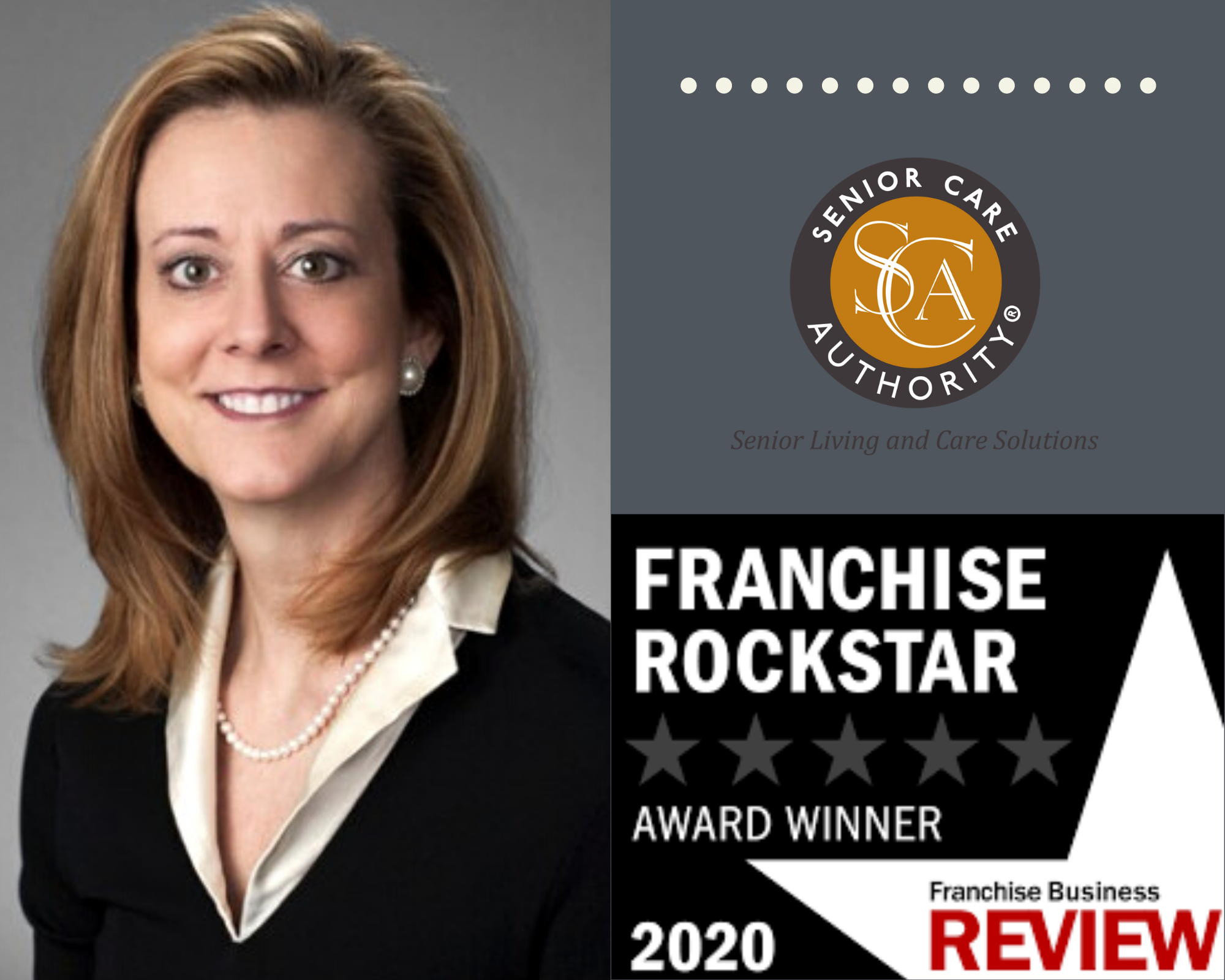Senior Care Authority Franchisee Earns Rockstar Recognition From Franchise Business Review