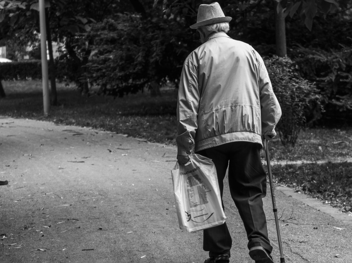 Seniors and Isolation - a Growing Health Epidemic
