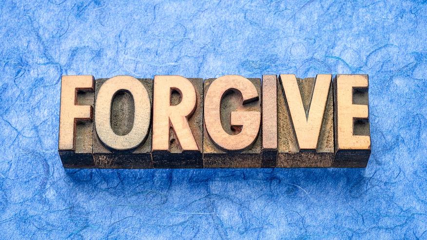 The Path to Forgiveness